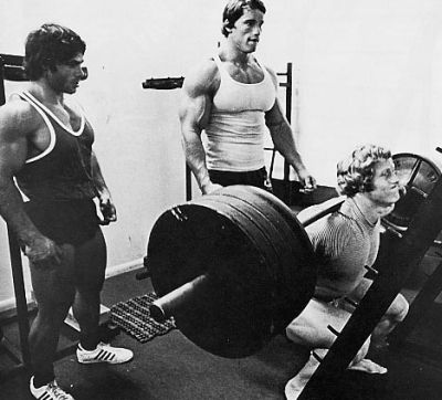 Arnold's Favourite Routine - 5x5 Workout Program by gymnasium post (GP) (gymnasiumpost.com)